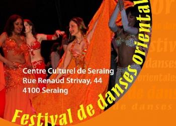 Festival De Danses Orientales De Liège 2007 CCAPL 1