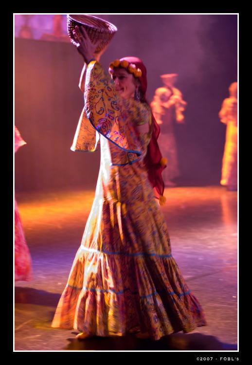 Fellahi (danse des paniers)